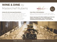 Wine&Dine by Masterchef Rubens